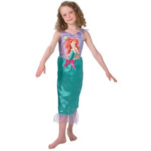disfraz ariel niñas