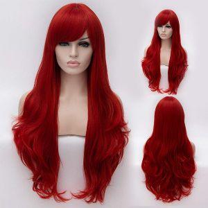 peluca sirenita Ariel