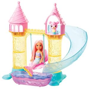barbie chelsea muñeca sirena