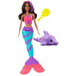 barbie sirena muñeca