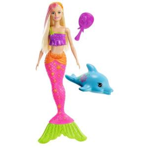 Muñeca barbie sirena delfin