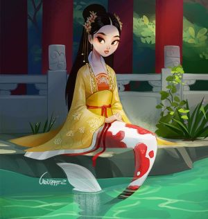 Sirena japonesa